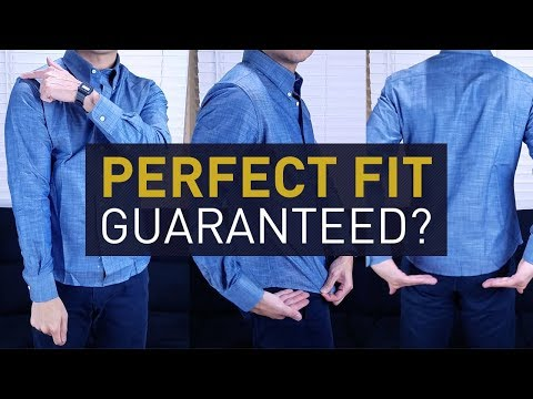 MTailor Custom Shirt Review | First Look & Fit Check