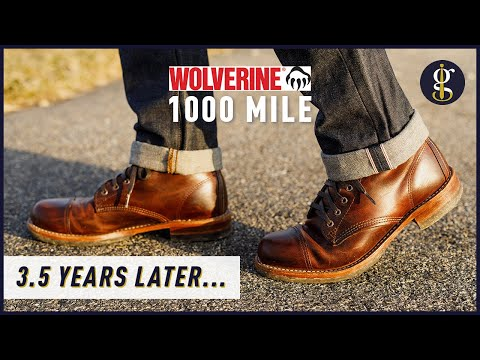 WOLVERINE 1000 MILE BOOT Review Long Term (How Do They Hold Up?)