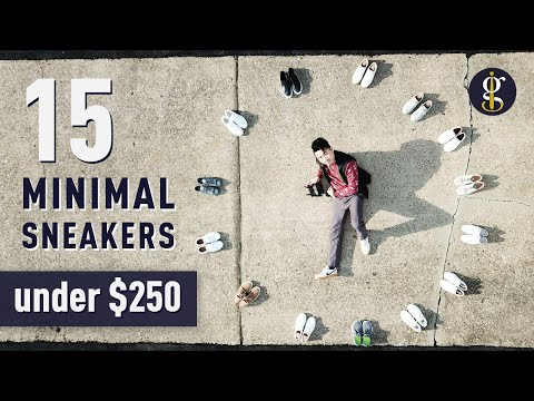 BEST MINIMALIST SNEAKERS Under $250 (Greats, Veja, Oliver Cabell, Nothing New, Koio & More)