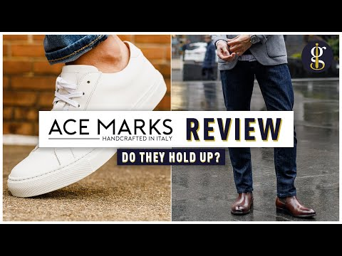 Ace Marks Duke Sneaker & Troy Chelsea Boot Review (6 Month Update)