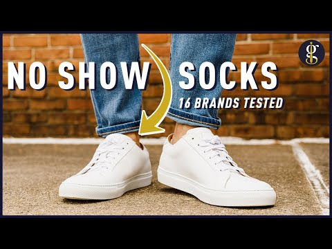 BEST NO SHOW SOCKS For Men | The Ultimate Guide | 15 Brands Tested & Review