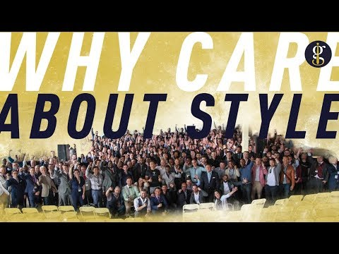 Why YOU Should Care About Style & Why It Matters
