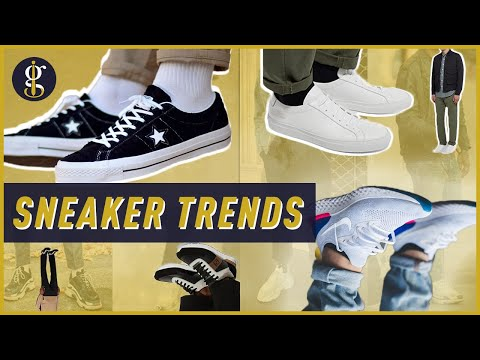 BEST SNEAKER TRENDS for Fall/Winter 2018-2019 | Good, Bad & Ugly