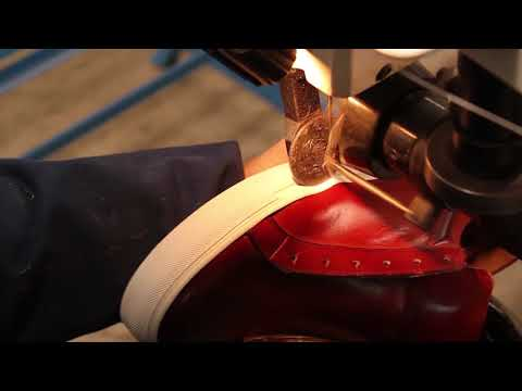 How we make our luxury sneakers