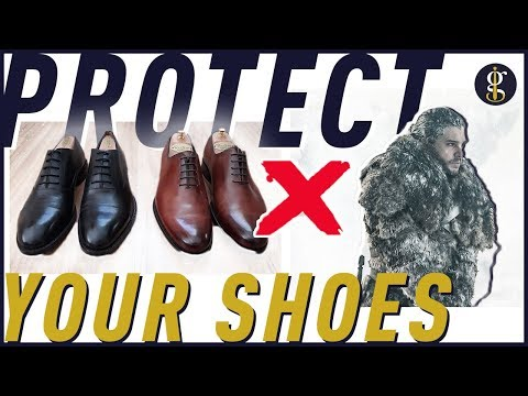 7 Shoe Care Tips For Longer Lasting Shoes | How To Care For Leather Shoes