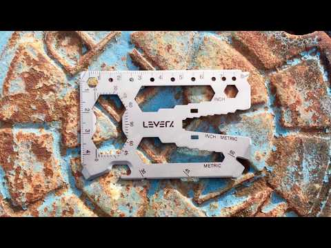 Introducing the Lever Gear Toolcard