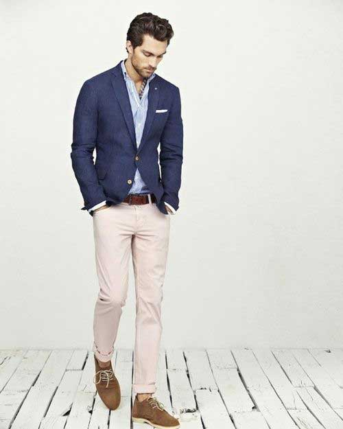 a0520e790b08 Navy Blue Blazer: Men's Outfit Essential | The Ultimate Style Guide